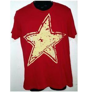 Armani Exchange Star T-Shirt Size L